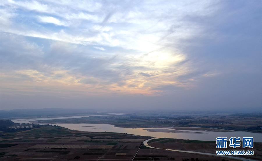(图文互动)(10)大河奔流书写绿色发展画卷——黄河连续20年不断流启示