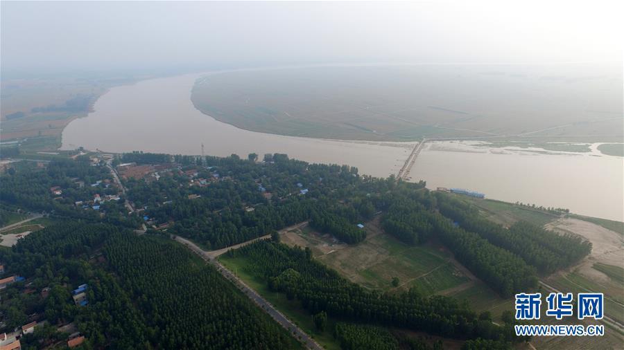 (图文互动)(11)大河奔流书写绿色发展画卷——黄河连续20年不断流启示