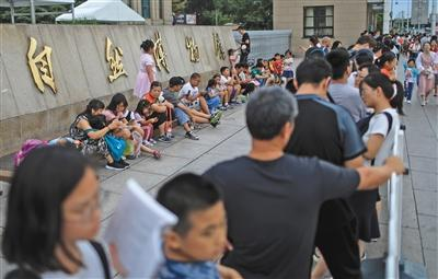 """""""奇妙的一夜"""" 北京自然博物馆如何面对新课题?"""
