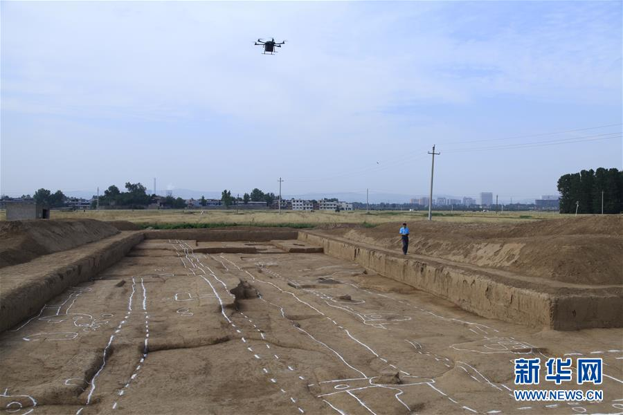 (新華調查·新中國考古重大發現·圖文互動)(1)二裏頭遺址:打開神秘夏朝的文化密碼