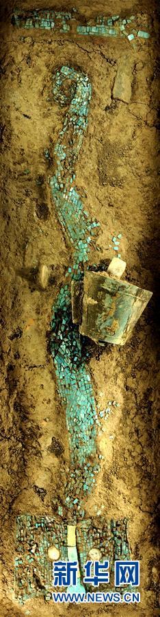 (新華調查·新中國考古重大發現·圖文互動)(2)二裏頭遺址:打開神秘夏朝的文化密碼