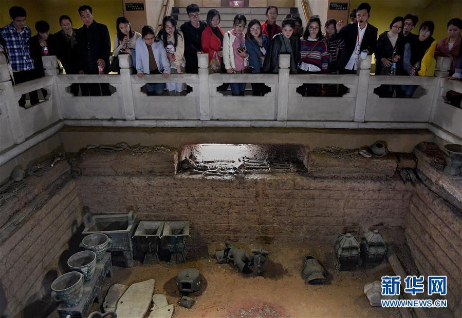 (新華調查·新中國考古重大發現·圖文互動)(2)你好,我是婦好!