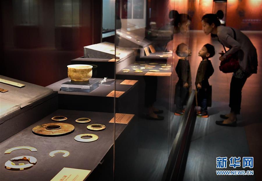 (新華調查·新中國考古重大發現·圖文互動)(3)你好,我是婦好!