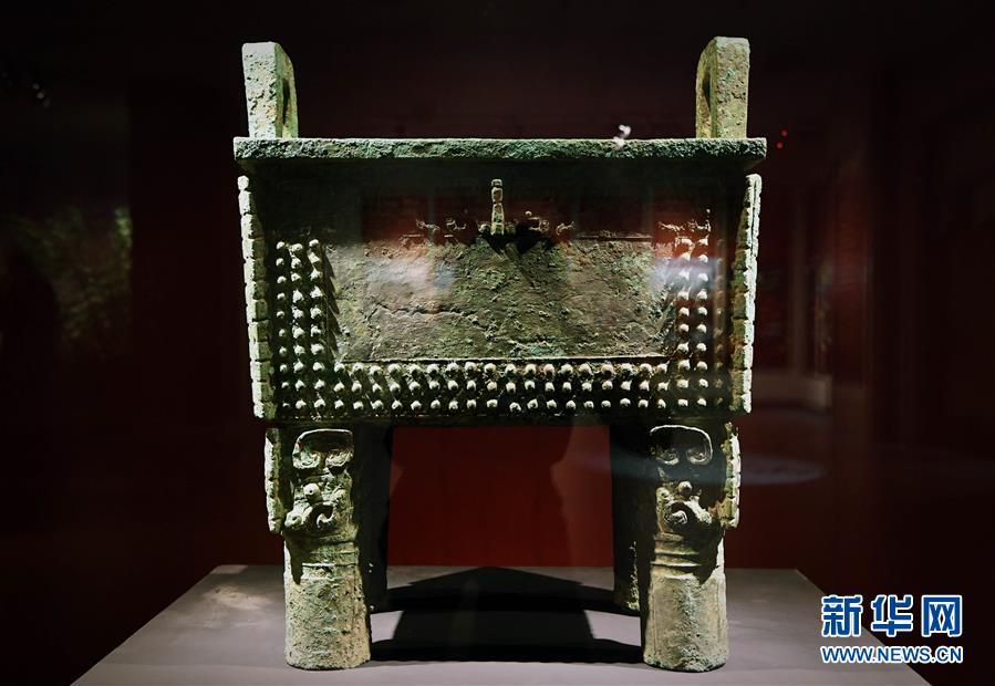 (新華調查·新中國考古重大發現·圖文互動)(5)你好,我是婦好!