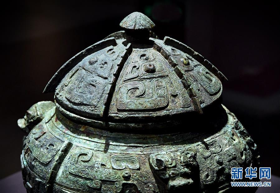 (新華調查·新中國考古重大發現·圖文互動)(8)你好,我是婦好!