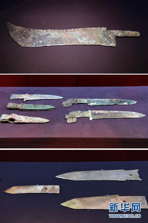 (新華調查·新中國考古重大發現·圖文互動)(9)你好,我是婦好!