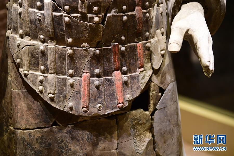 (新华调查·新中国考古重大发现·图文互动)(2)秦俑!秦俑!