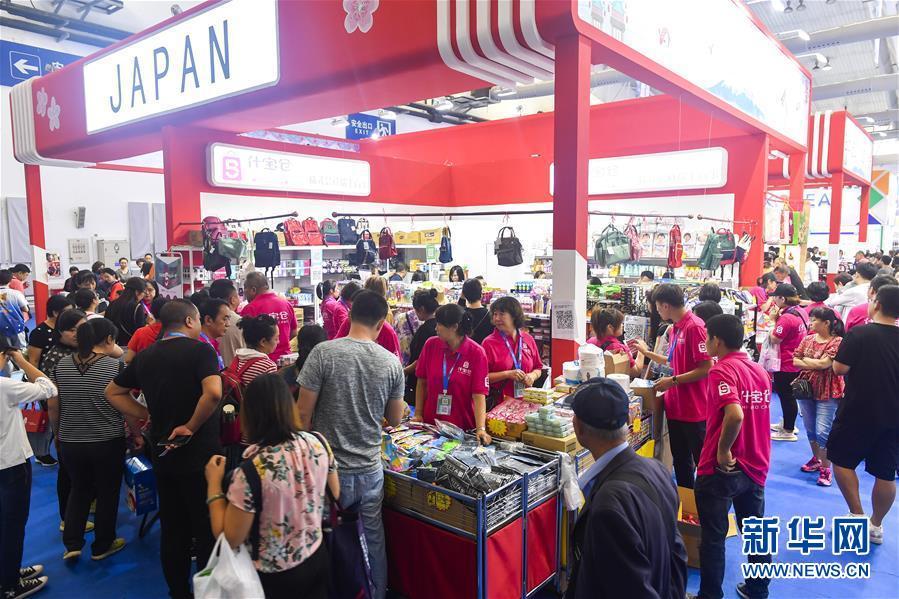 (新华全媒头条・图文互动)(2)从这里,观察中国经济开放活力――解码第十二届中国-东北亚博览会