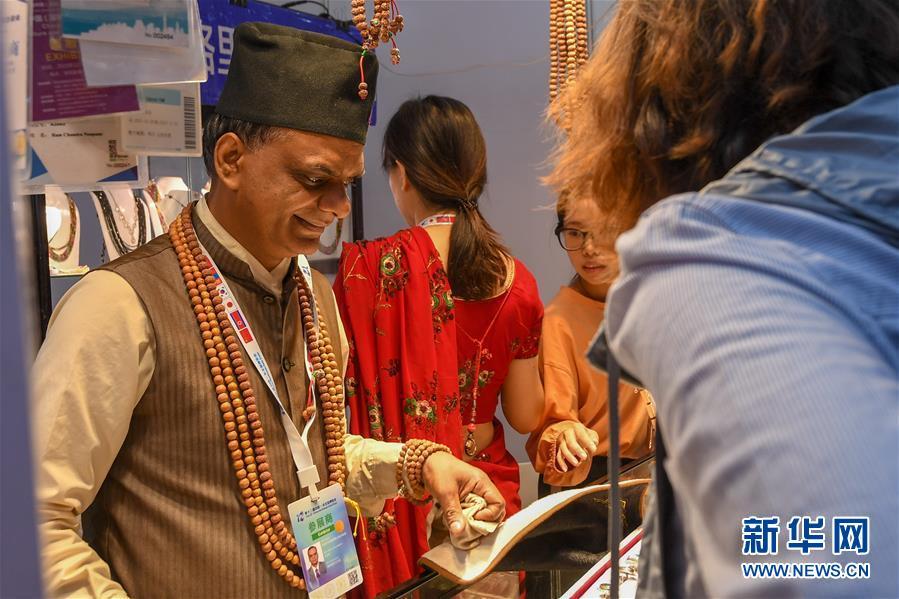 (新华全媒头条・图文互动)(9)从这里,观察中国经济开放活力――解码第十二届中国-东北亚博览会