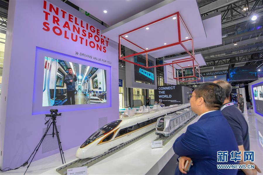 (新华全媒头条・图文互动)(11)从这里,观察中国经济开放活力――解码第十二届中国-东北亚博览会