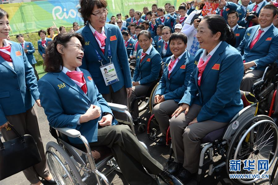 (新华全媒头条·图文互动)(10)共享出彩人生——中国残疾人体育的光荣与梦想