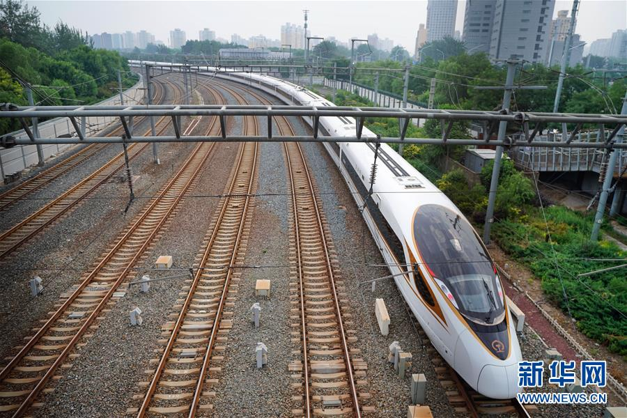 """(""""中国之度""""系列述评·图文互动)(1)中国速度——新中国成立70周年成就述评之三"""