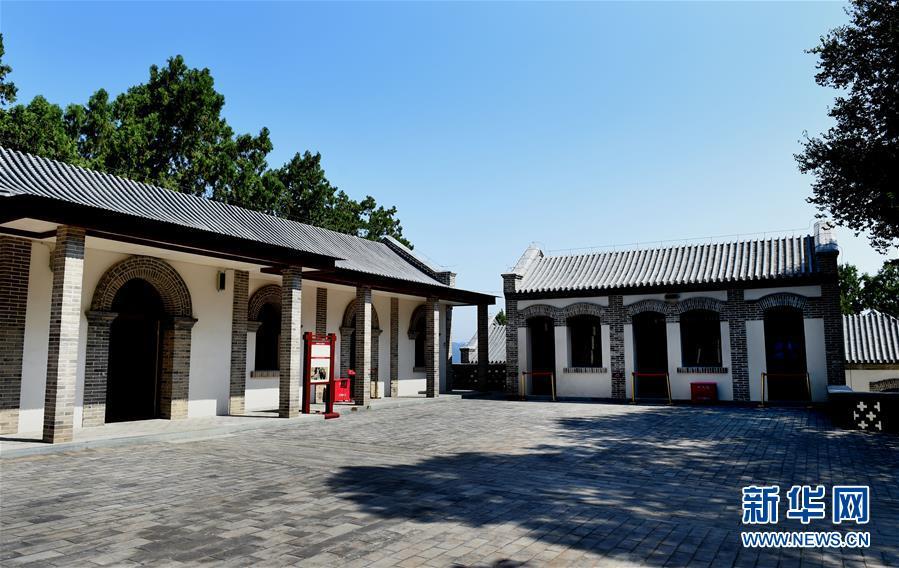 (新华全媒头条·图文互动)(2)为新中国奠基——揭秘香山革命纪念地