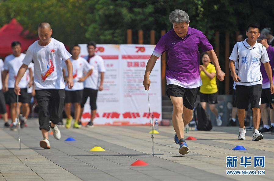 """(""""中国面貌""""系列述评·图文互动)(6)健康中国——70年中国面貌变迁述评之七"""