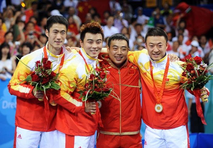 在刘国梁的记忆里,哪场比赛最让他心潮澎湃?