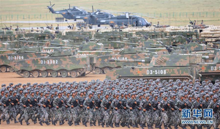"""(""""中国面貌""""系列述评·图文互动)(6)和平中国——70年中国面貌变迁述评之十"""
