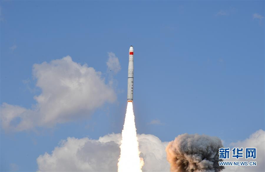 """(图文互动)(2)我国成功发射""""珠海一号""""03组卫星"""