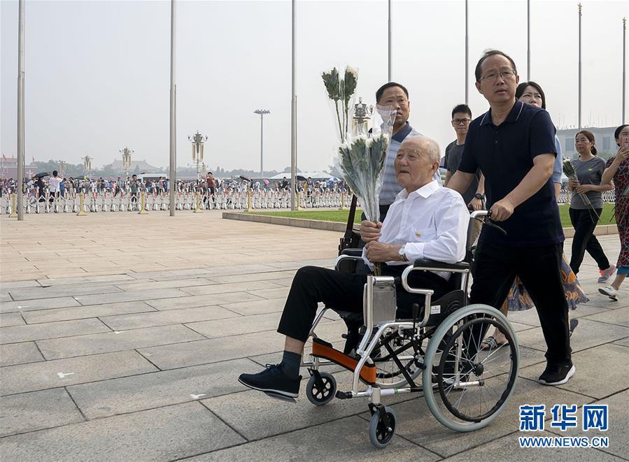 (壯麗70年·奮鬥新時代——共和國榮光)(2)張富清:緊跟黨走,做黨的好戰士