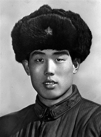 刘英俊:雷锋式的伟大战士图片