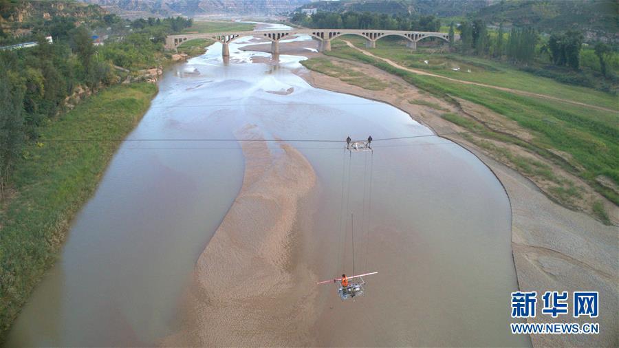 (走读黄河·图文互动)(3)窟野河变清了——探访含沙量最大的黄河支流