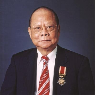 曾宪梓先生逝世