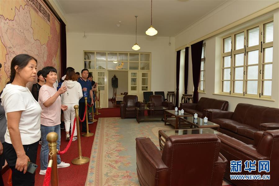 (新华全媒头条·图文互动)(7)人间正道是沧桑——献给中华人民共和国70周年华诞
