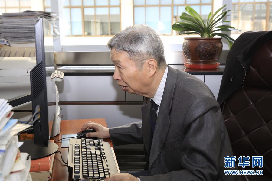 (时代先锋・图文互动)(2)科技报国70载 满腔热情终不悔――记中国科学院院士陈俊武