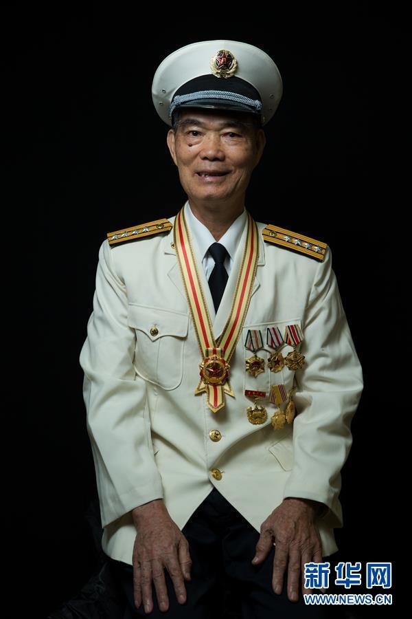 (壮丽70年・奋斗新时代――共和国荣光・图文互动)(1)麦贤得:钢铁战士的人生坚守