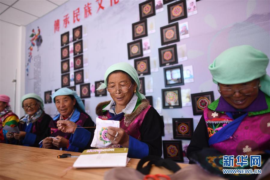 (新華全媒頭條·圖文互動)(5)決戰脫貧攻堅 共進小康社會——寫在第六個國家扶貧日之際