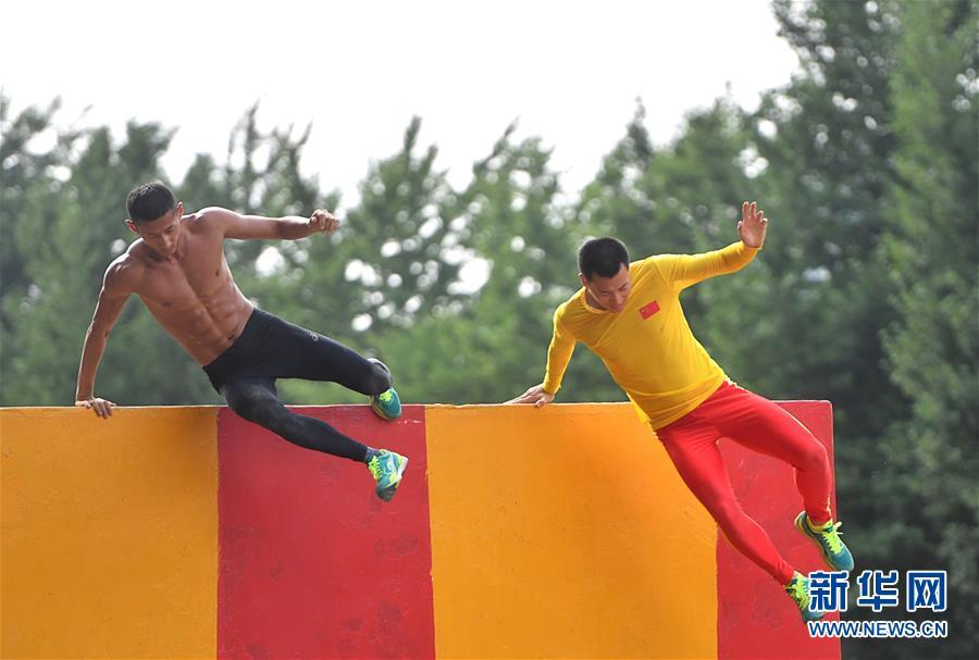 (新华全媒头条·图文互动)(7)强军健体铸和平——新中国军事体育事业发展纪实