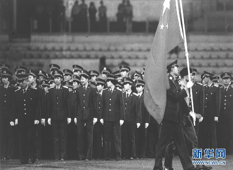 (新华全媒头条·图文互动)(2)共享友谊 同筑和平——写在第七届世界军人运动会开幕之际