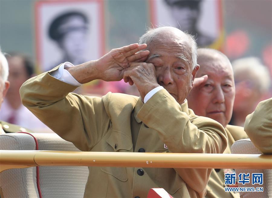 (新華全媒頭條·圖文互動)(4)凝聚愛國主義的磅薄力量!——新中國成立70周年盛典啟示錄