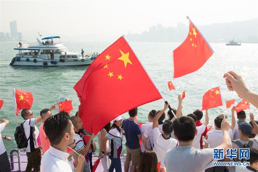 (新華全媒頭條·圖文互動)(16)凝聚愛國主義的磅薄力量!——新中國成立70周年盛典啟示錄
