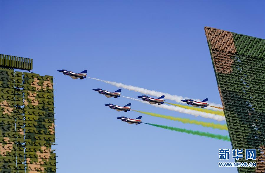 (圖文互動)(1)空軍航空開放活動向老百姓展現強國興軍之美