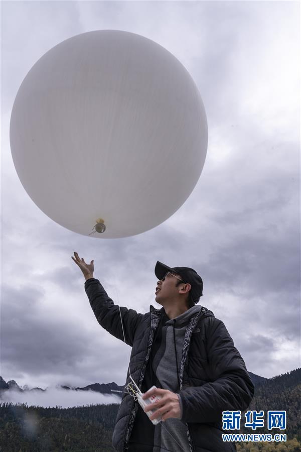 """(圖文互動)(2)第二次青藏科考""""地氣相互作用與氣候效應""""觀測試驗第三階段正式啟動"""