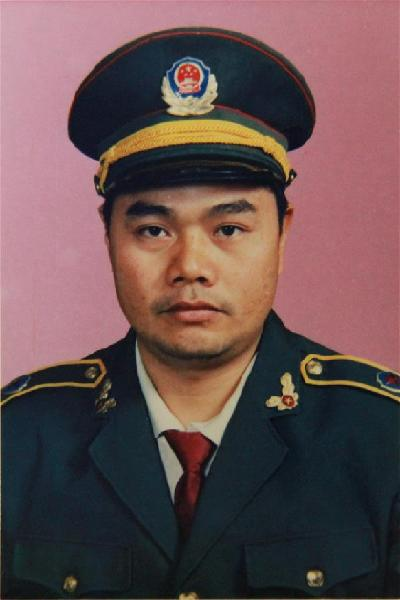 (为了民族复兴・英雄烈士谱・图文互动)经济建设的保护神:杨启泉