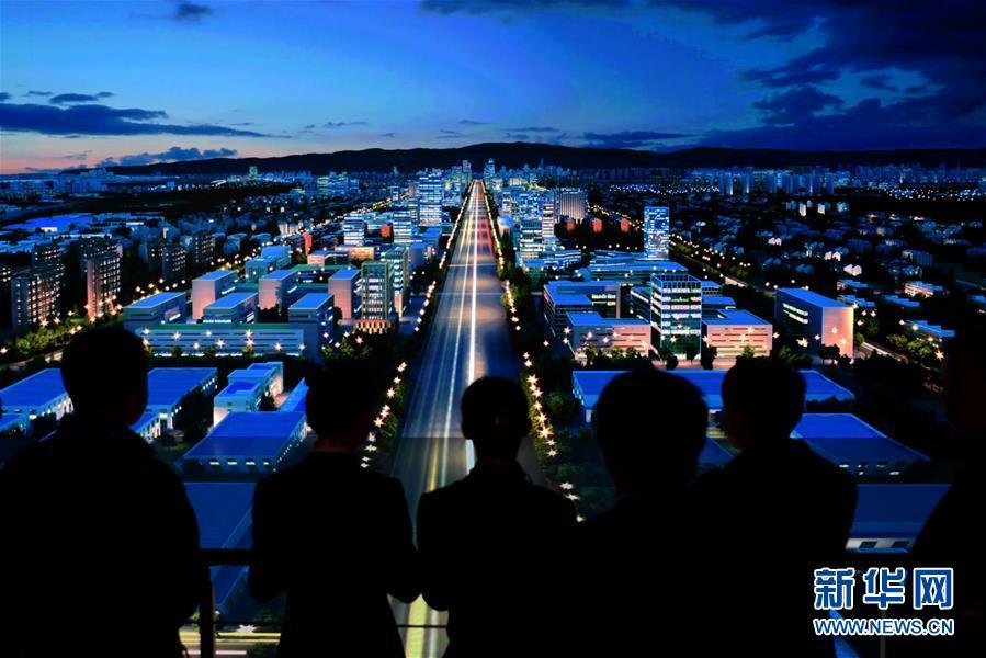 (新華全媒頭條·圖文互動)(2)為美麗中國增添綠色動力——2019年太原能源低碳發展論壇釋放綠色發展新信號