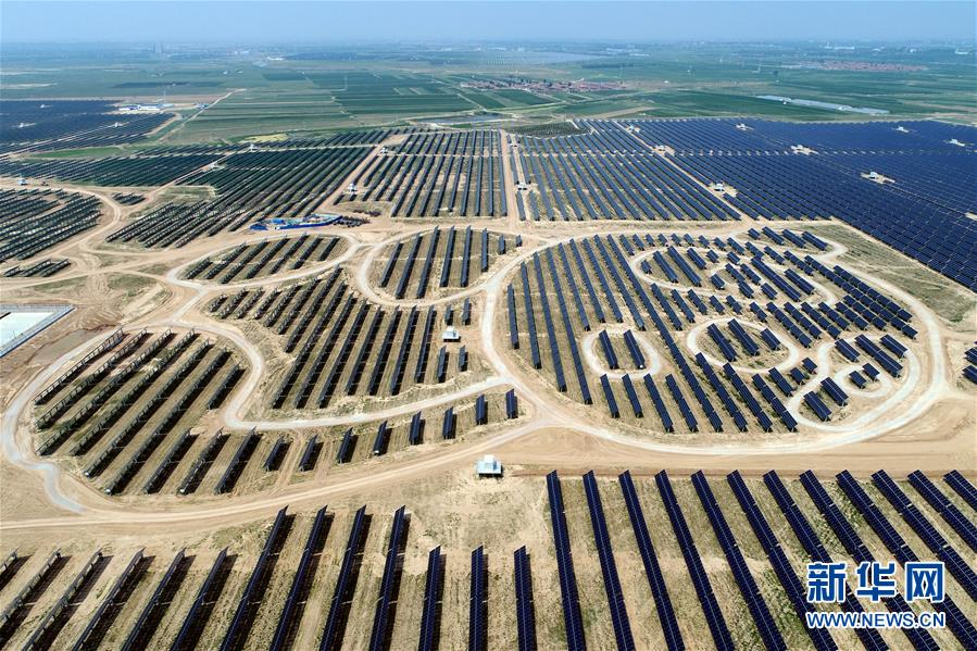 (新華全媒頭條·圖文互動)(6)為美麗中國增添綠色動力——2019年太原能源低碳發展論壇釋放綠色發展新信號