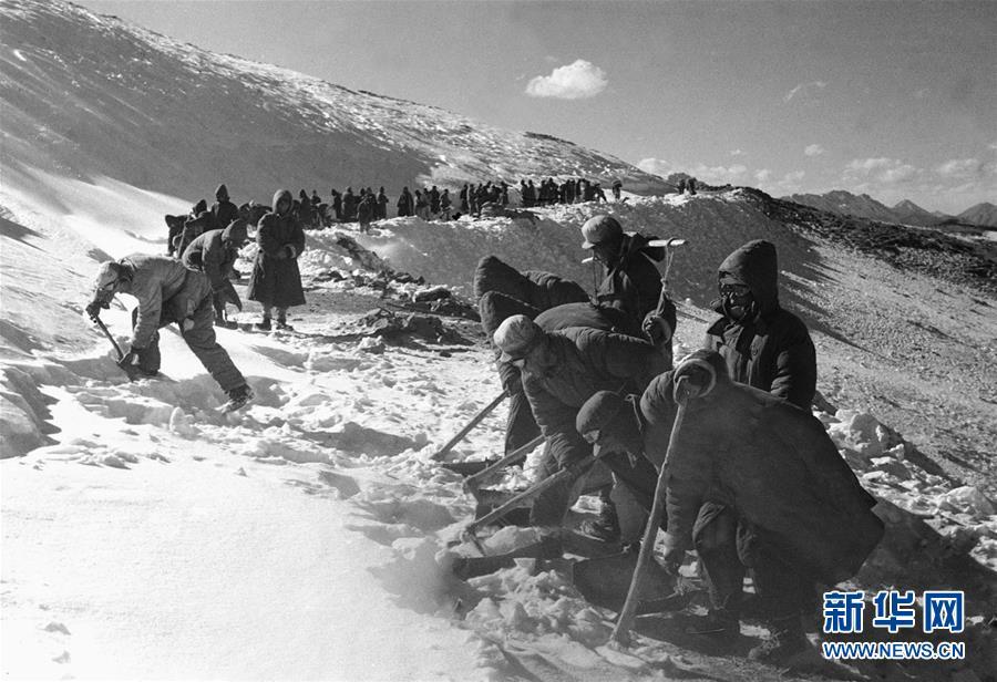 (新华全媒头条・图文互动)(3)没有终结的寻找――追寻川藏公路上的一位无名烈士