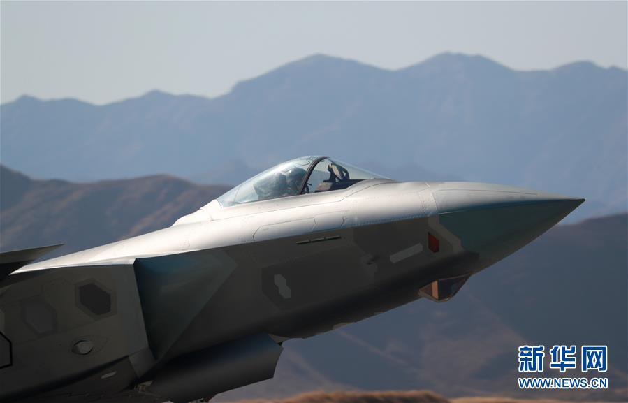 (人民空军70年·图文互动)去安徽快三走势图_人民空军航空兵体系作战能力实现新跨越