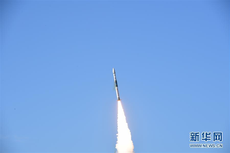 """(科技)(1)我國成功發射""""吉林一號""""高分02A衛星"""