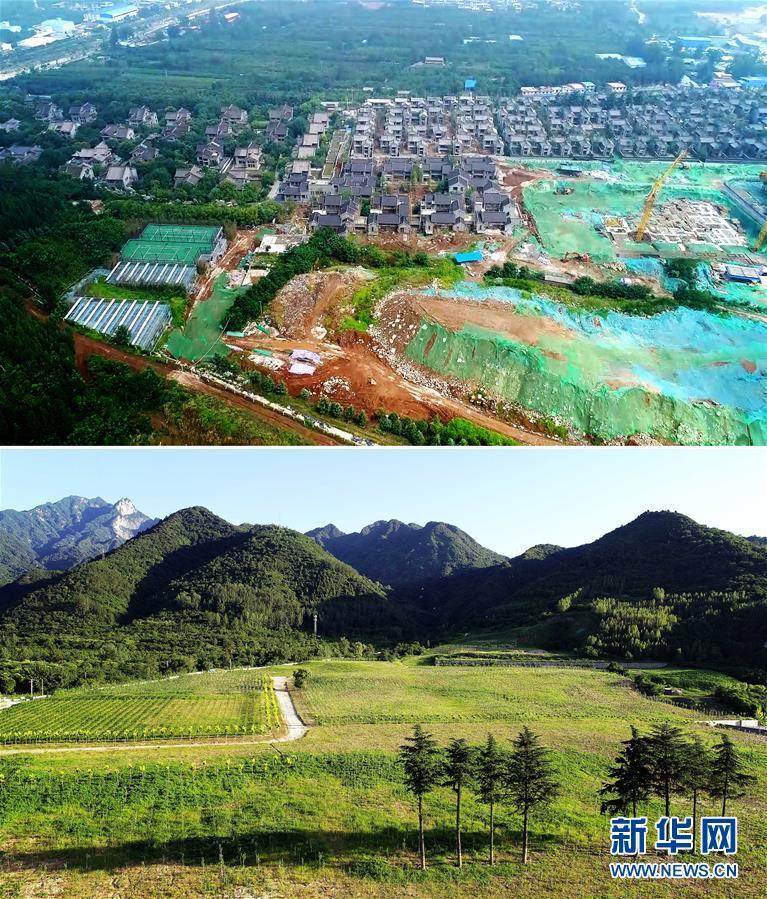 (新華全媒頭條·圖文互動)(3)綠色的啟示——西部地區生態問題典型個案再調查