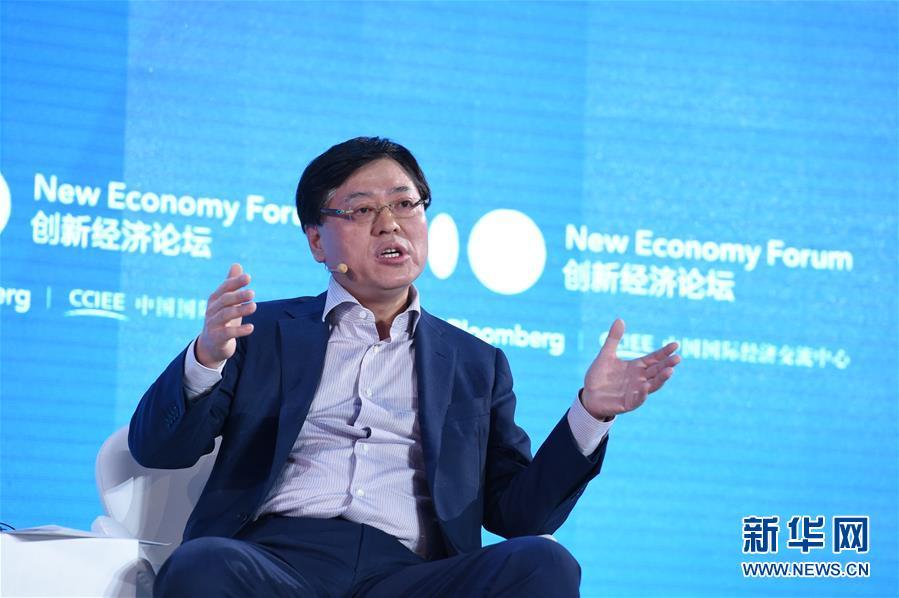 """(新华全媒头条・创新经济论坛・图文互动)(5)""""我们看好中国""""――倾听来自创新经济论坛的声音"""