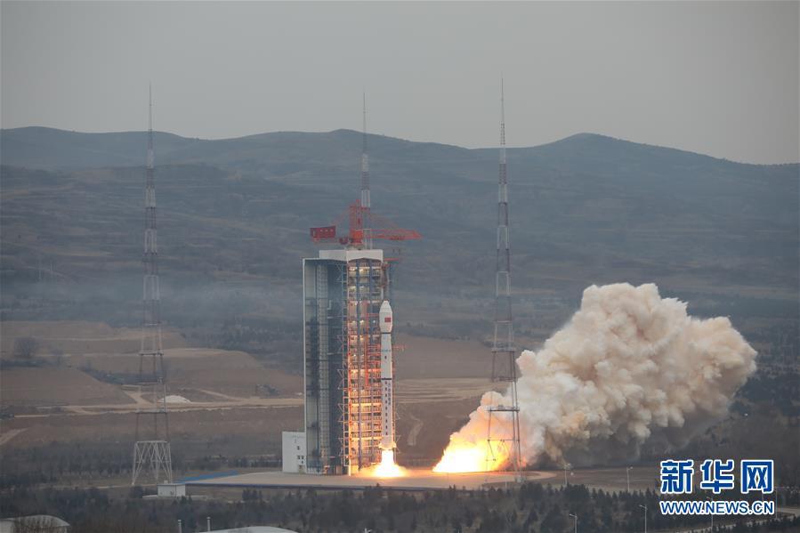 (科技)(2)我国成功发射高分十二号卫星