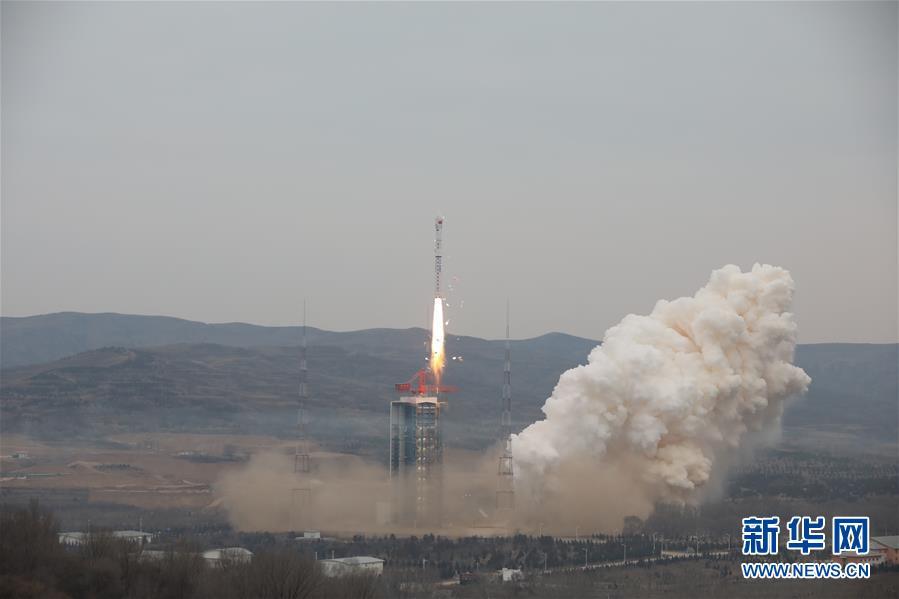 (科技)(3)我国成功发射高分十二号卫星