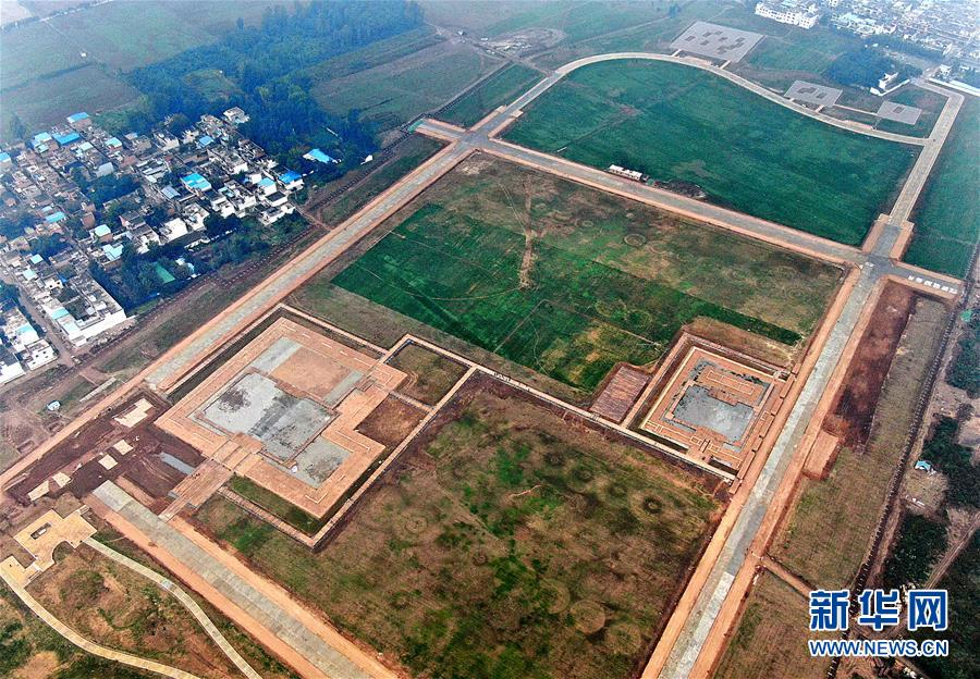 """(新华全媒头条·图文互动)(1)求解中国考古学""""哥德巴赫猜想""""——跨越60年的夏朝探寻"""