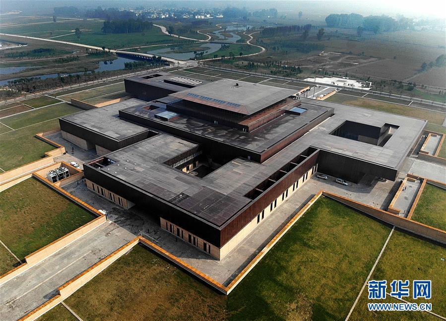 """(新华全媒头条·图文互动)(4)求解中国考古学""""哥德巴赫猜想""""——跨越60年的夏朝探寻"""