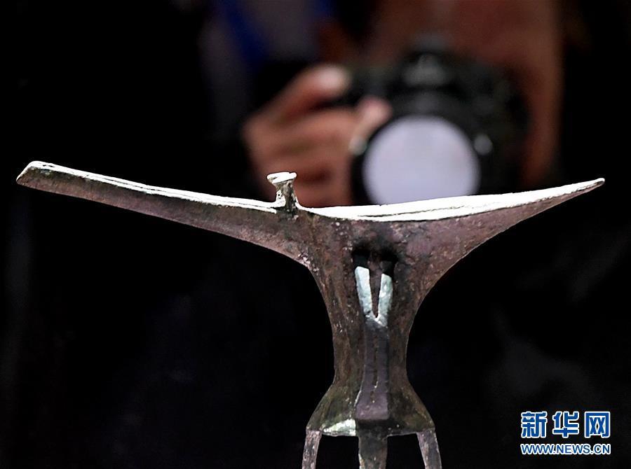 """(新华全媒头条·图文互动)(8)求解中国考古学""""哥德巴赫猜想""""——跨越60年的夏朝探寻"""