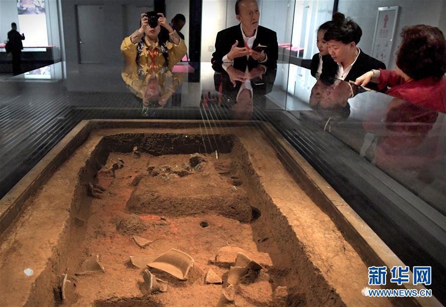 """(新华全媒头条·图文互动)(12)求解中国考古学""""哥德巴赫猜想""""——跨越60年的夏朝探寻"""