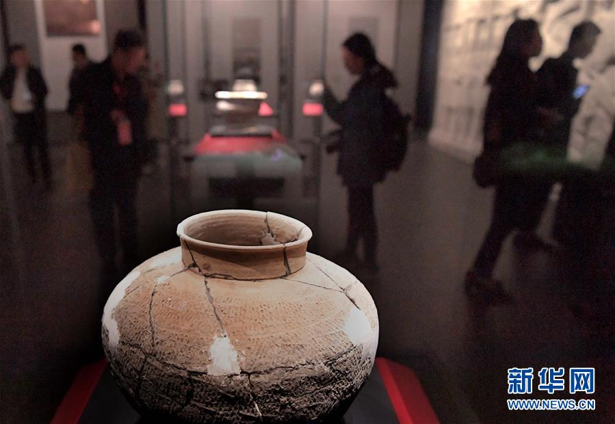 """(新华全媒头条·图文互动)(13)求解中国考古学""""哥德巴赫猜想""""——跨越60年的夏朝探寻"""